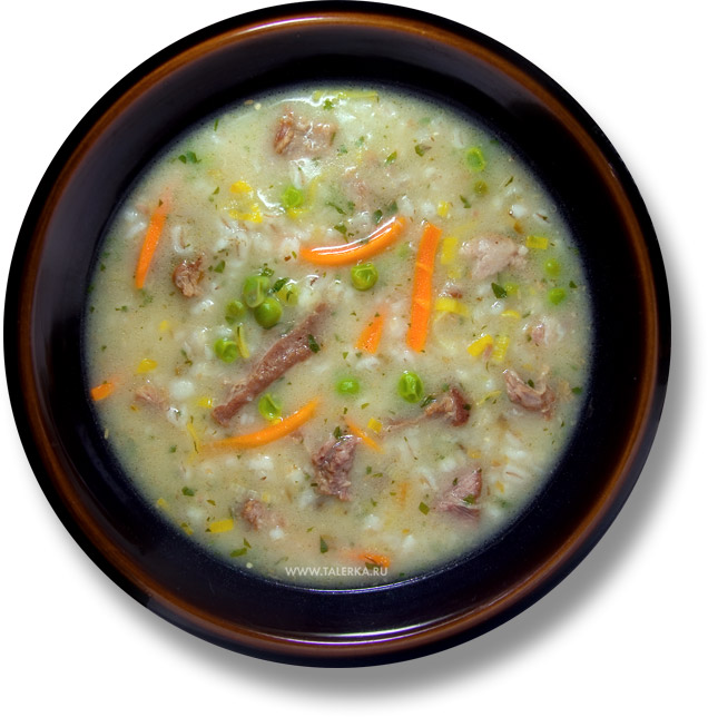 Шотландская похлёбка (Scotch Broth Soup)